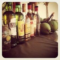 Photo taken at Resort Las Hojas El Salvador by Tyler M. on 3/18/2012