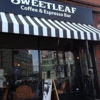 Photo taken at Sweetleaf by Patrick N. on 5/13/2012