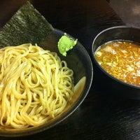 Photo taken at すーぷ道 連 by Naoko M. on 7/22/2012