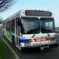 """Photo taken at SEPTA Fern Rock Transportation Center by DaShawn """"NovaBus"""" C. on 3/17/2012"""