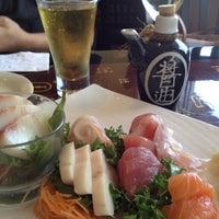Photo taken at Wokano Japanese Steakhouse by Sungmoon H. on 7/7/2012