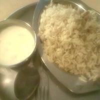 Photo taken at Woodlands Vegetarian Restaurant by Dinastik K. on 6/14/2012