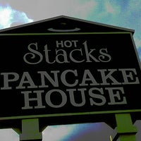 Photo taken at Hot Stacks Pancake House by Peter S. on 9/8/2012