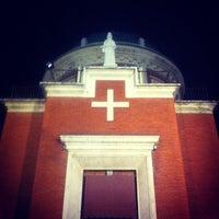 Photo taken at Chiesa Gesù Redentore (Alba) by Sash2030 on 9/12/2012