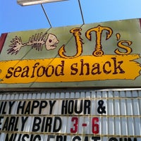 Photo taken at JT's Seafood Shack by LaDonna R. on 5/26/2012