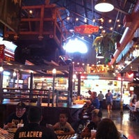 Photo taken at Portillo's by Nick B. on 8/2/2012