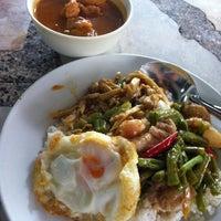 Photo taken at โรงอาหารคณะมนุษย์ฯ มข. by Melada M. on 6/7/2012