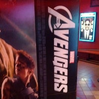Photo taken at Regal Cinemas Bel Air Cinema 14 by Dan B. on 5/6/2012