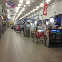 Photo taken at Lowe's Home Improvement by Jay W. on 4/29/2012