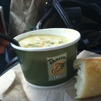 Photo taken at Panera Bread by Edwige P. on 4/23/2012
