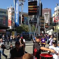 Photo taken at LA Live by Brad W. on 6/11/2012