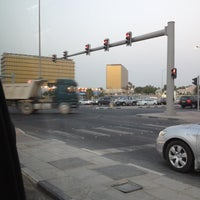 Photo taken at Ramada Intersection by Amoonii A. on 6/15/2012