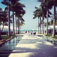 Photo taken at Casa Marina, A Waldorf Astoria Resort by Jake H. on 5/12/2012