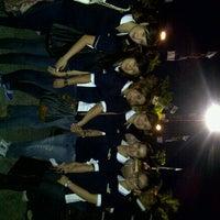 Photo taken at Manado Convention Center (MCC) by Jane K. on 7/13/2012