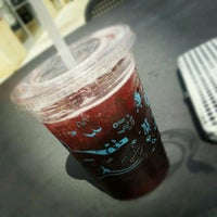 Photo taken at Caribou Coffee by Britt on 7/3/2012