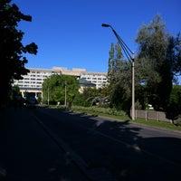 Photo taken at York University - Keele Campus by Stirling B. on 8/29/2012