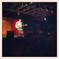 Photo taken at The Grey Eagle by Justin A. on 7/6/2012