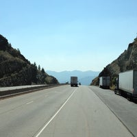 Photo taken at Siskiyou Summit by I-80 Queen 👑💄 on 9/6/2012