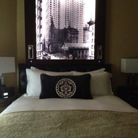 Photo taken at The Algonquin Hotel Times Square, Autograph Collection by Dina G. on 8/26/2012