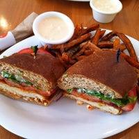Photo taken at Veggie Grill by Jon D. on 5/28/2012