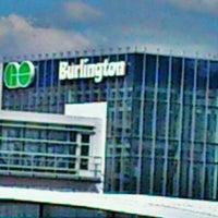 Photo taken at Burlington GO Station by Airish d. on 6/23/2012