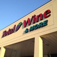 Photo taken at Total Wine & More by Derek B. on 3/23/2012