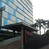 Photo taken at PT. Sepatu Bata by Agus S. on 8/13/2012