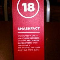 Photo taken at Smashburger by ToeKneeEFF on 5/3/2012