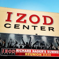Photo taken at Izod Center by Jacob F. on 4/13/2012