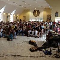 Photo taken at Iglesia San Gerardo De Mayela by Cece C. on 4/29/2012