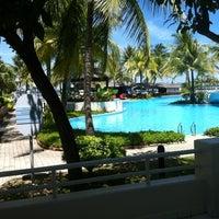 Photo taken at Grand Dorsett Labuan Hotel by R Muhunthan R. on 7/22/2012