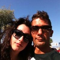 Photo taken at Bagno 19 by Mattia G. on 7/3/2012
