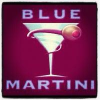 Photo taken at Blue Martini by Relayforlife D. on 9/5/2012