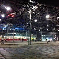 Photo taken at Praterstern by Serhat S. on 4/20/2012