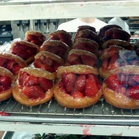 Photo taken at The Donut Man by Brian G. on 2/5/2012