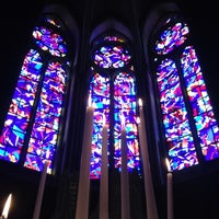 Photo taken at Our Lady of Reims by Den P. on 6/8/2012