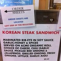 Photo taken at Rhea's Market & Deli by Joe R. on 9/10/2012