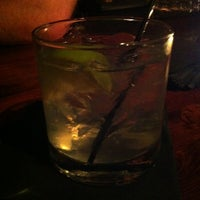 Photo taken at Bathtub Gin & Co. by Michael D. on 4/30/2012