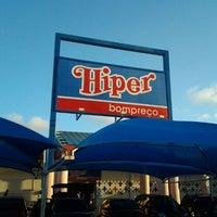 Photo taken at Hiper Bompreço by Wagner L. on 2/26/2012