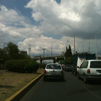 Photo taken at puente Siglo XXI by CACHORRO on 6/23/2012