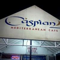 Photo taken at Caspian Mediterranean by Lauren H. on 7/9/2012