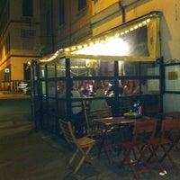 Photo taken at La Rosa Blu by Giulia L. on 5/12/2012