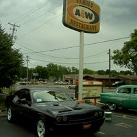 Photo taken at A&W Restaurant by Daniela W. on 6/6/2012