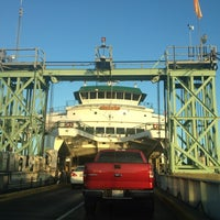Photo taken at Edmonds Ferry Terminal by Stephanie C. on 8/31/2012