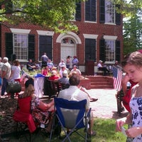 Photo taken at The Public Square - Dahlonega by Full Moon S. on 7/4/2012