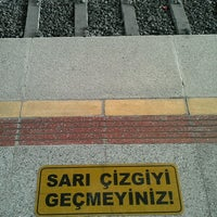 Photo taken at İzban Mavişehir İstasyonu by Sercan on 7/22/2012