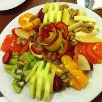 Photo taken at Cafe Trend Dünya Mutfağı by Burcu O. on 4/26/2012