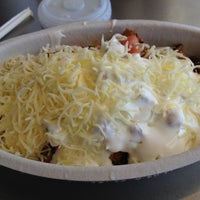 Photo taken at Chipotle Mexican Grill by Megan S. on 3/15/2012