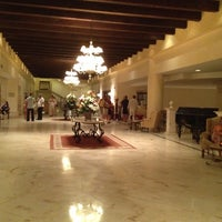 Photo taken at Secrets Capri Riviera Cancun by Rebecca D. on 3/8/2012