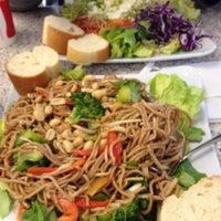 Photo taken at La Bou Bakery Cafe by Alex on 9/8/2012